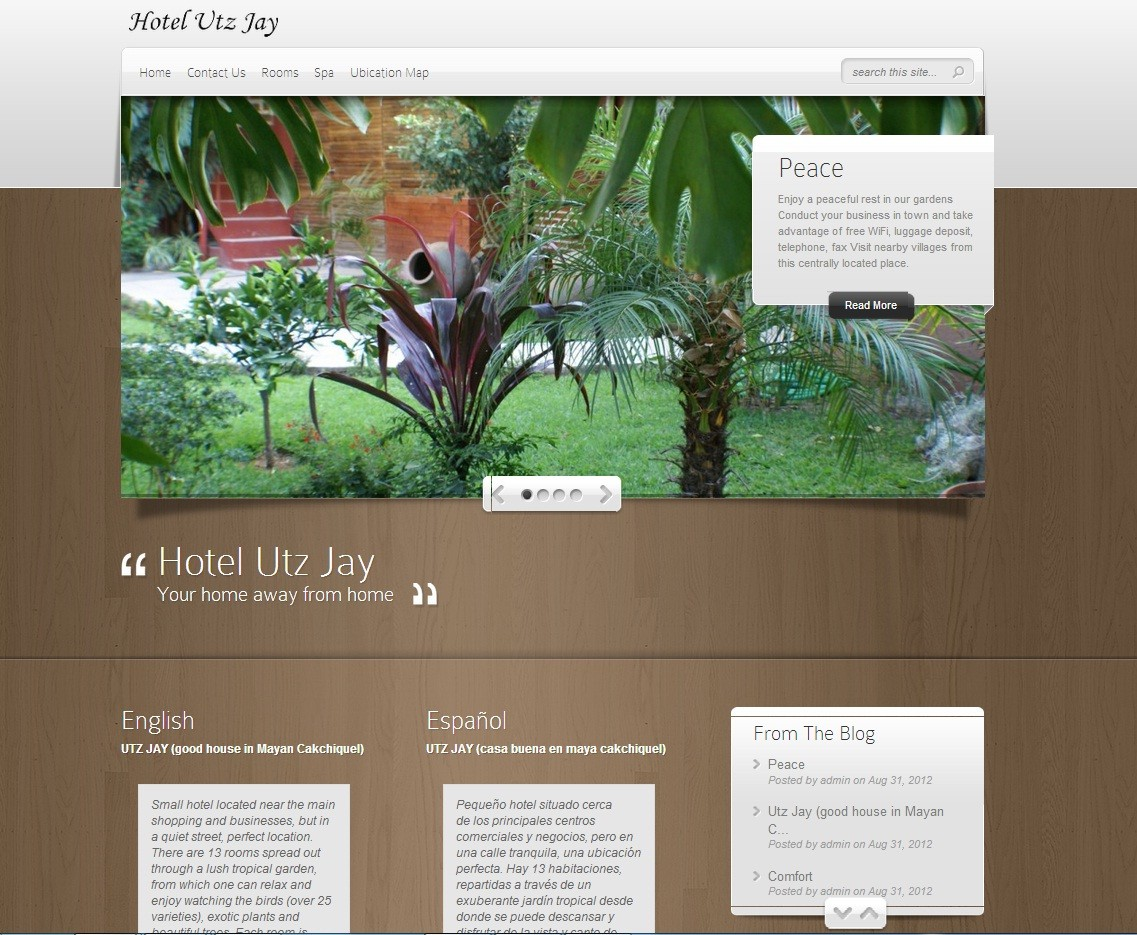 Hotel Utzjay